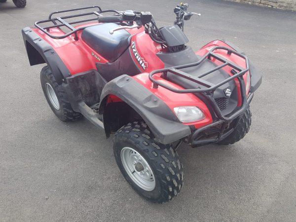 Suzuki Ozark 250 2012