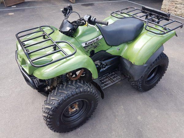 Kawasaki 360 2013